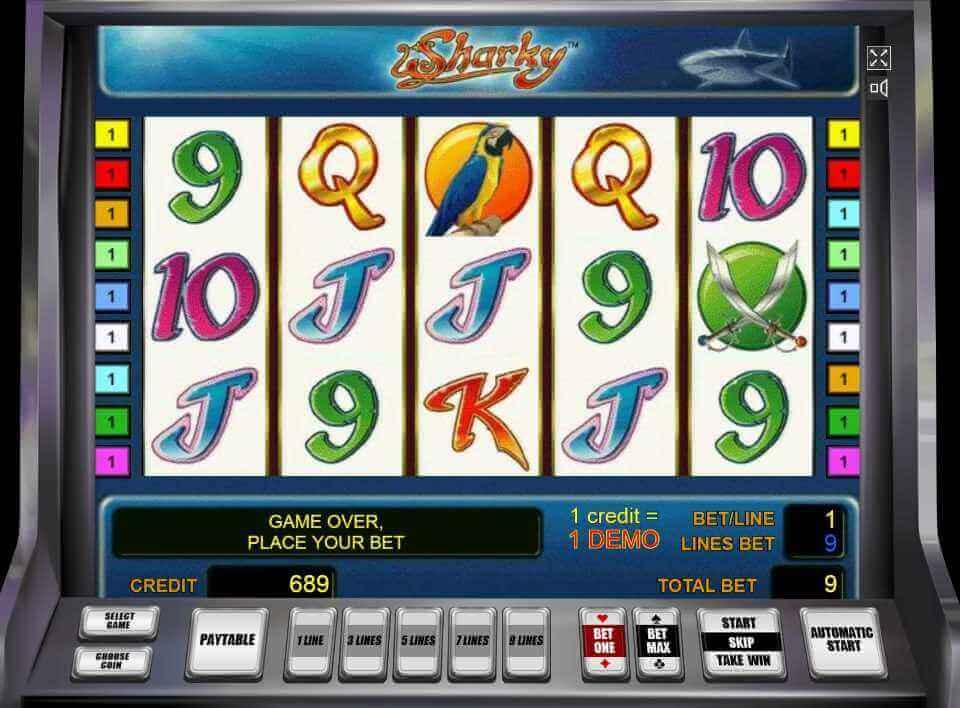 Скачать игровые автоматы sharky бесплатно azartmania casino как играть